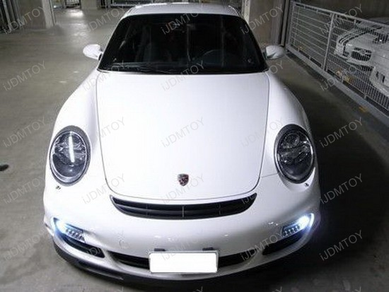 Porsche - LED - lights - 01